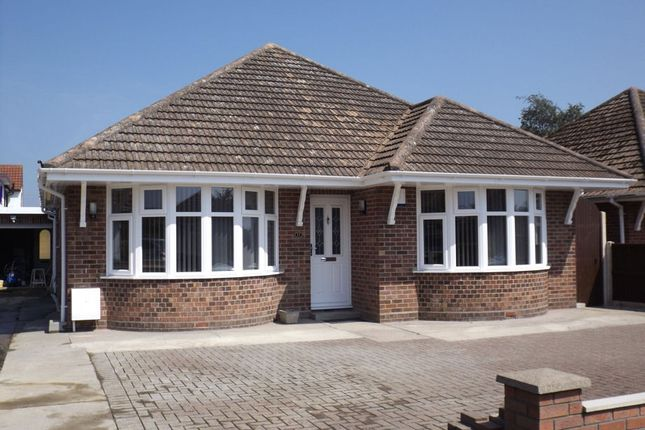 Thumbnail Detached bungalow to rent in Youell Avenue, Gorleston, Great Yarmouth