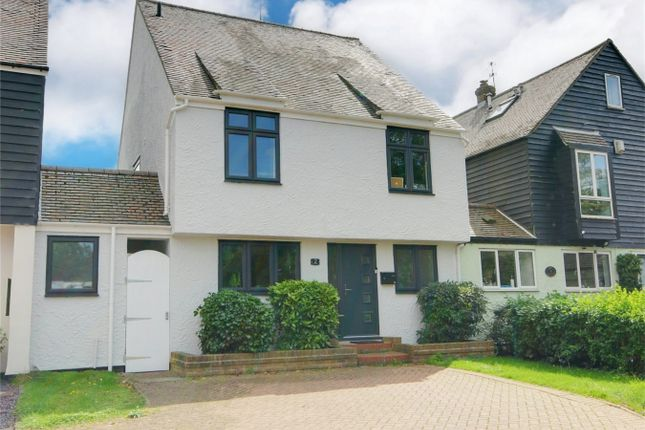 Thumbnail Detached house for sale in Home Pastures, Hatfield Heath, Bishop's Stortford, Herts