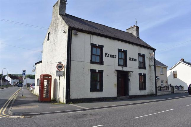 Thumbnail Detached house for sale in High Street, Llandovery