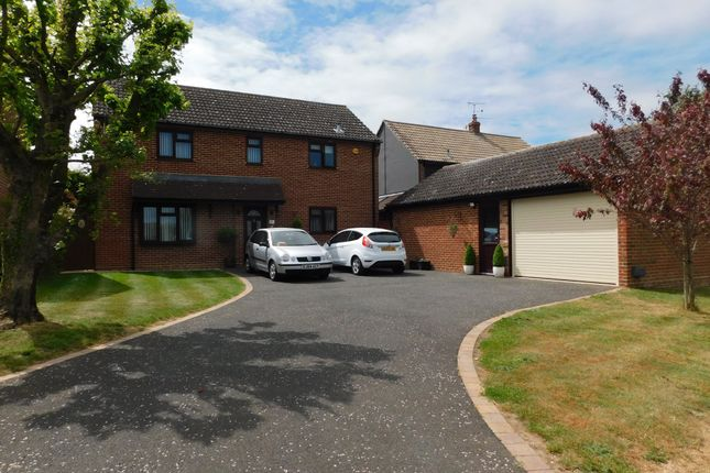 Detached house for sale in Shakespeare Road, Stowmarket