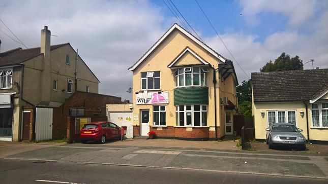 Thumbnail Commercial property for sale in 222 Abbs Cross Lane, Hornchurch, Essex