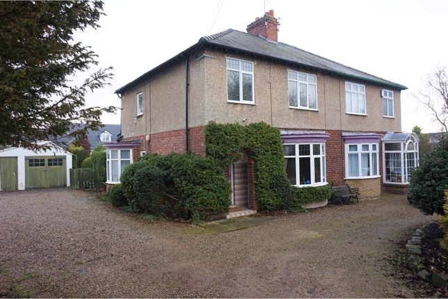 Thumbnail Detached house for sale in Thirsk Road, Yarm