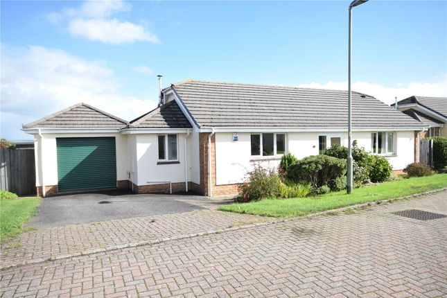 Thumbnail Bungalow for sale in Meadowstone Close, Frithelstockstone, Torrington