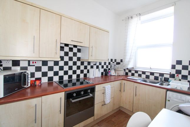 Thumbnail Flat to rent in Sussex Street, Blyth
