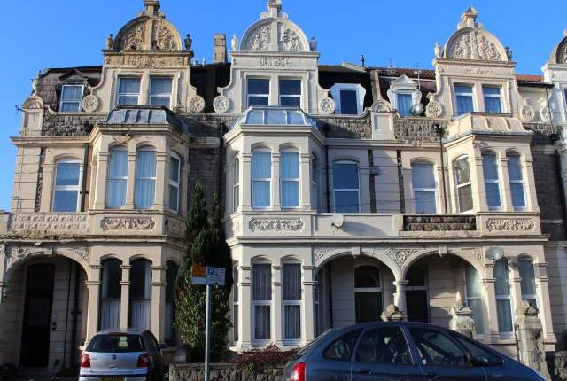 Thumbnail Flat to rent in Graham Road, Weston-Super-Mare, North Somerset