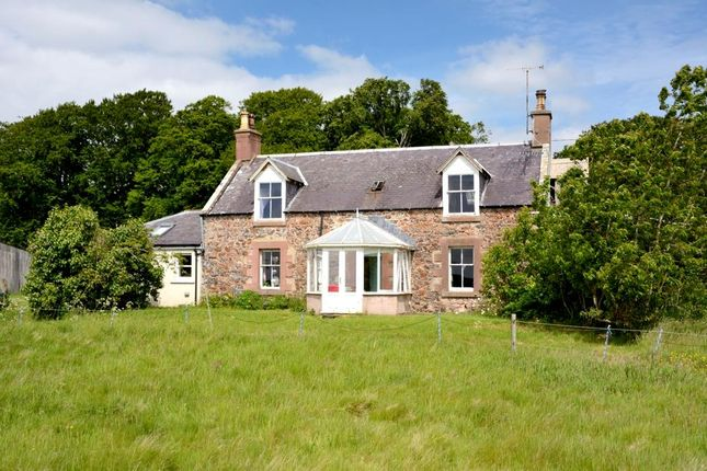 Thumbnail Detached house for sale in Kelso, Scottish Borders