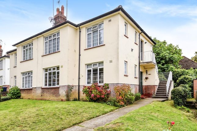 Thumbnail Maisonette for sale in Nether Close, Finchley