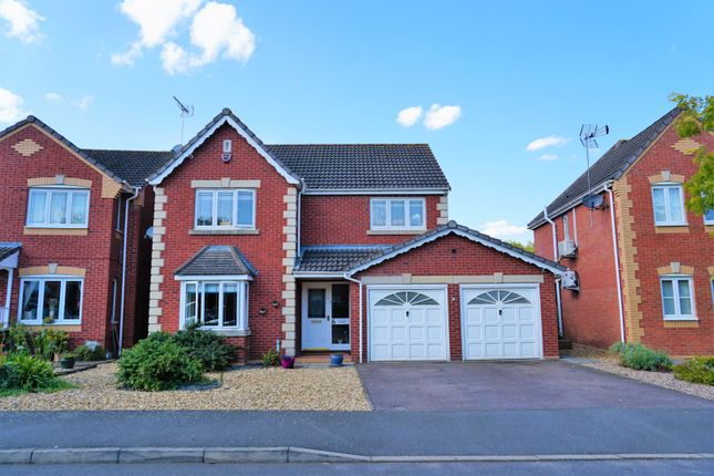 Thumbnail Detached house for sale in Ballantyne Road, Rushden