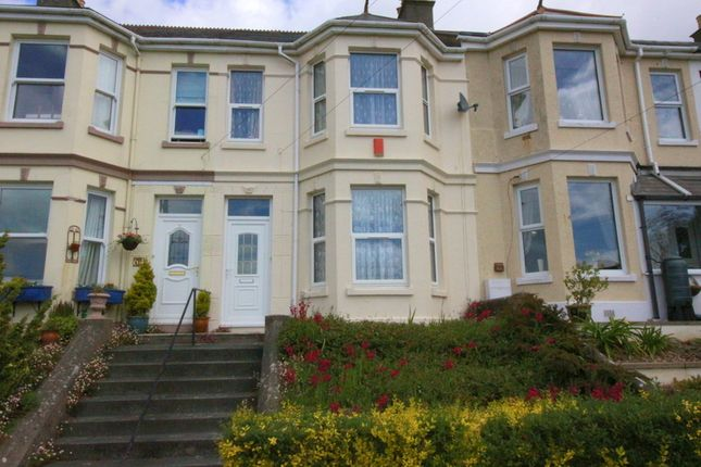 Thumbnail Terraced house to rent in Callington Road, Saltash