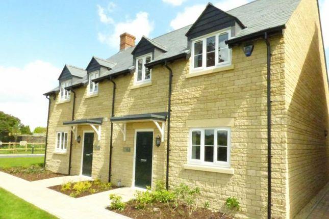 Thumbnail Semi-detached house to rent in Priors Lane, Hinton Waldrist, Faringdon
