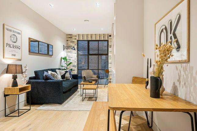 Thumbnail Flat to rent in 23-26 King's Mews, Bloomsbury