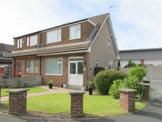 Thumbnail Property for sale in Broughton Grove, Morecambe