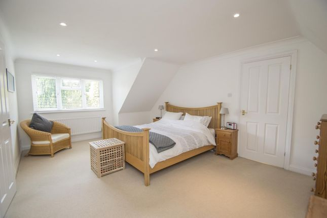 Master Bedroom of Orchard Coombe, Whitchurch Hill, Reading RG8