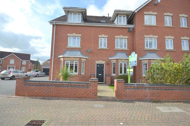 Thumbnail Terraced house for sale in Wilson Close, Daventry
