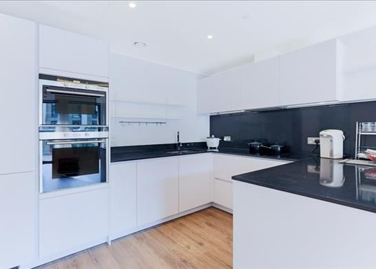 Kitchen of Cashmere House, Leman Street, London E1