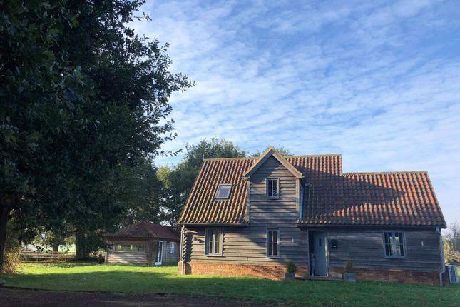 Thumbnail Detached house for sale in Fakenham Road, Stanhoe, King's Lynn