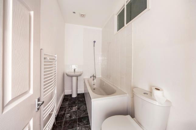 Bathroom of New Market Street, Colne, Lancashire BB8