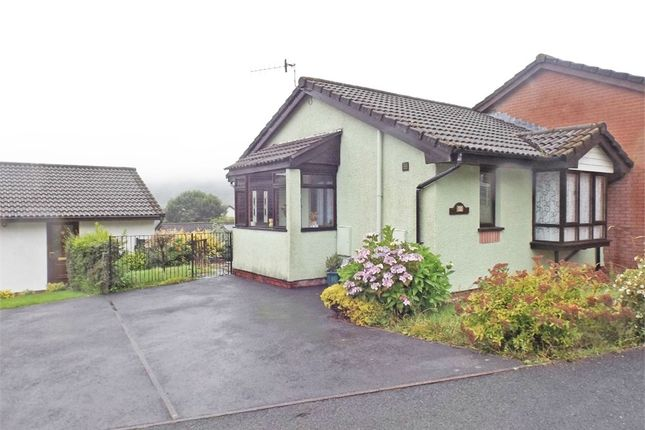 Thumbnail Semi-detached bungalow for sale in Edison Crescent, Clydach, Swansea, West Glamorgan