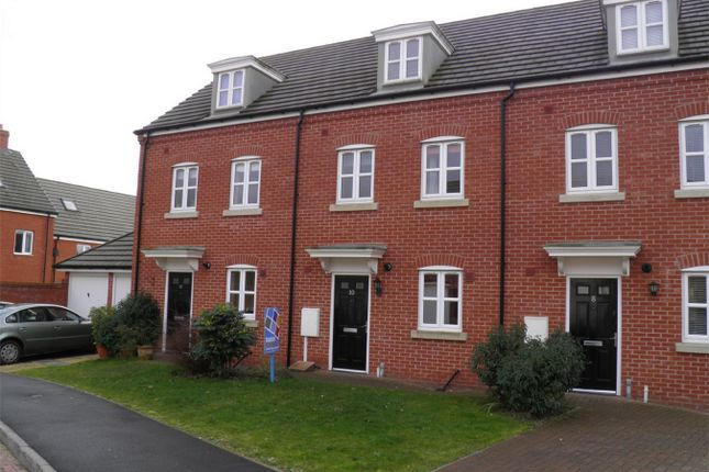 Thumbnail Terraced house to rent in Winterton Close, Stamford, Lincolnshire