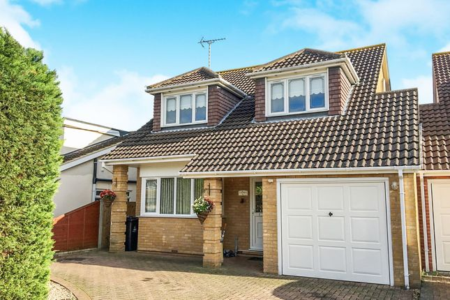 Thumbnail Detached house for sale in Princes Avenue, Mayland, Chelmsford