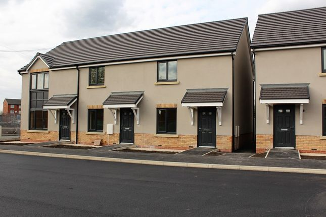 Thumbnail Mews house for sale in Bird Street, Ince, Wigan