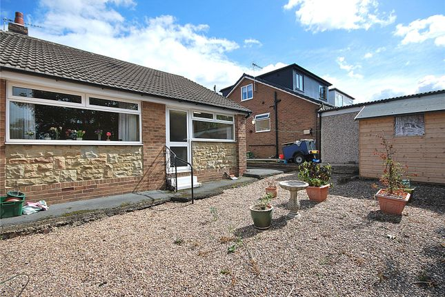 Thumbnail Bungalow for sale in Priory Walk, Mirfield, West Yorkshire