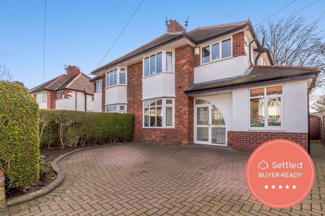Thumbnail Property for sale in Swaylands Drive, Sale, Greater Manchester M333Rr