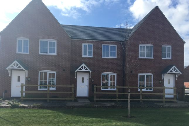 Exterior of Liberty Gardens, Barkby Road, Syston, Leicestershire LE7