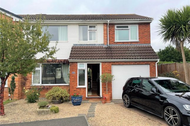 4 bed semi-detached house to rent in Scafell Close, Taunton TA1