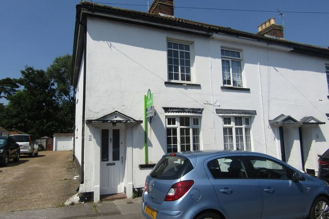 Thumbnail Cottage to rent in Sultan Road, Emsworth