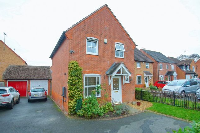 Thumbnail Detached house for sale in Salters Lane, Redditch, Worcestershire