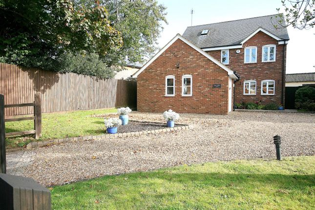 Thumbnail Detached house for sale in The Hollies, Stewkley, Bucks
