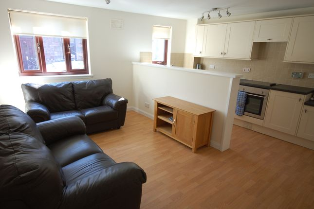 Thumbnail Flat to rent in Fergus Court, Celt Street, Inverness