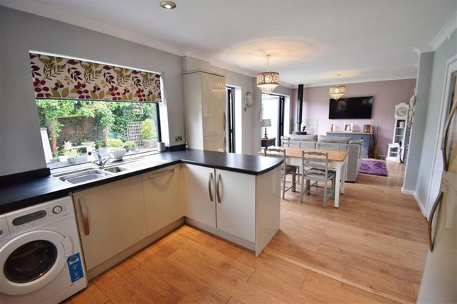 Thumbnail Semi-detached house for sale in Dell Close, Marton-In-Cleveland, Middlesbrough
