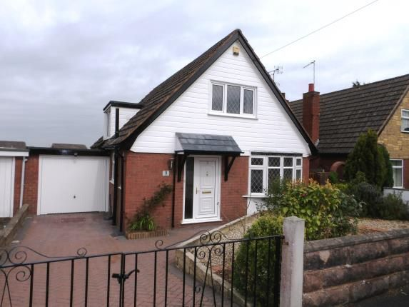 Thumbnail Link-detached house for sale in Rowan Road, Aston Park, Deeside, Flintshire