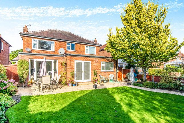 Thumbnail Detached house for sale in Lincoln Avenue, Heald Green, Cheadle