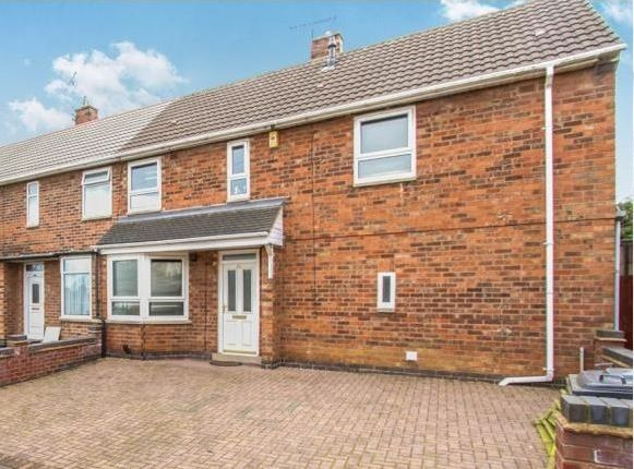 Thumbnail Semi-detached house to rent in Harringworth Road, Leicester, Leicestershire