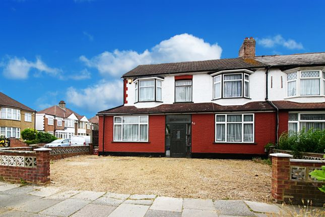 Thumbnail End terrace house for sale in Southfield Road, Enfield