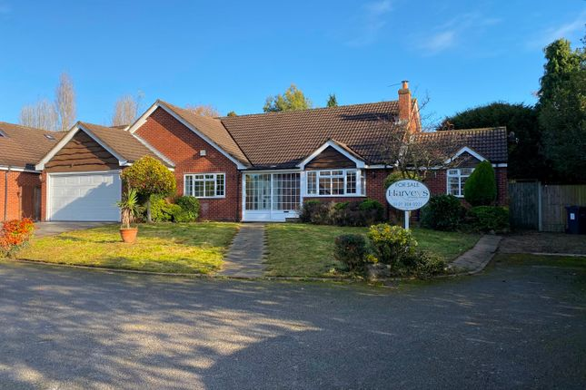 Thumbnail Detached bungalow for sale in Maddocks Hill, Sutton Coldfield