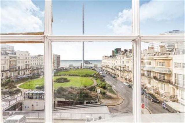 View To Front of Regency Square, Brighton BN1