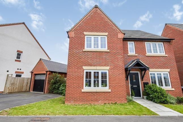 Thumbnail Detached house for sale in Barnard Drive, Boulton Moor, Derby, Derbyshire
