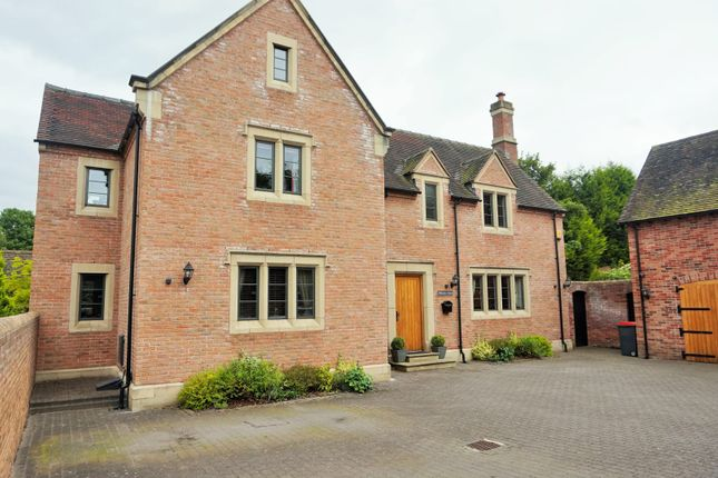 Thumbnail Detached house for sale in Arleston Manor Drive, Telford