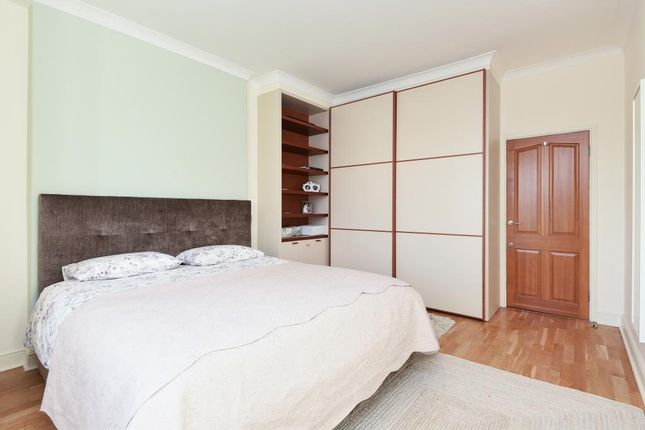Bedroom Two of Circus Road, St John's Wood NW8,