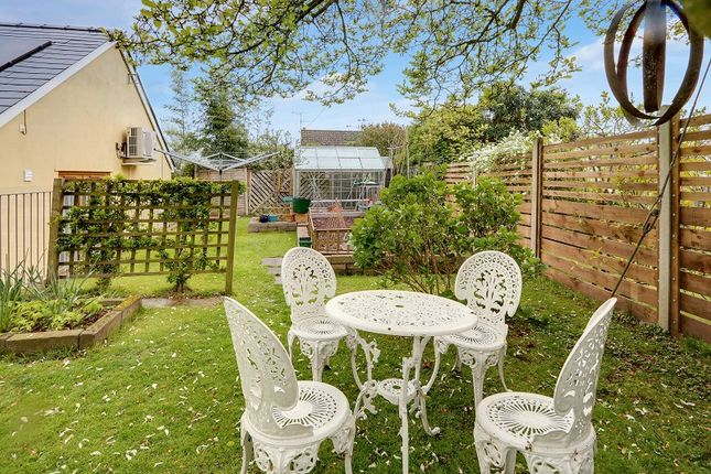 Garden of With 1 Bed Annex, Church Lane, Alvington, Lydney, Gloucestershire. GL15