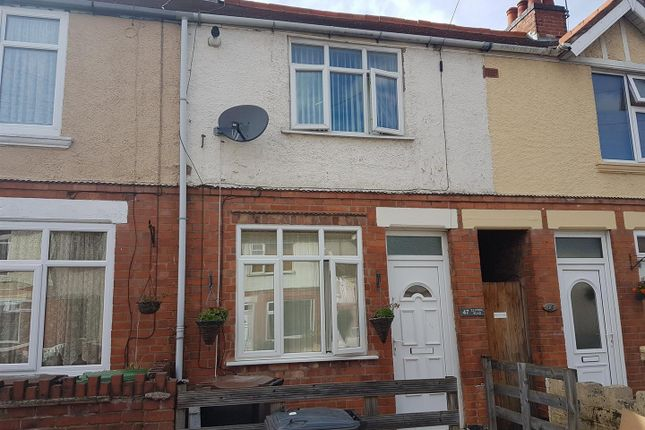 Thumbnail Property For Sale In Clifton Road Nuneaton