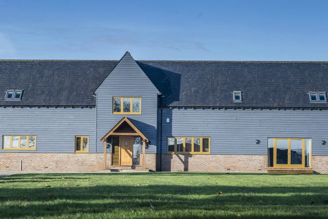 Thumbnail Detached house for sale in Chapel Road, Necton, Swaffham, Norfolk