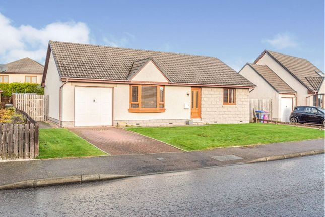 Thumbnail Detached bungalow for sale in Archibald Grove, Buckie