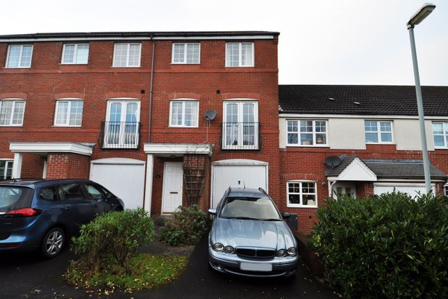 Thumbnail Town house to rent in Long Saw Drive, Birmingham