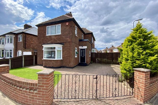 Thumbnail Detached house for sale in Whitton Road, Fairfield, Stockton