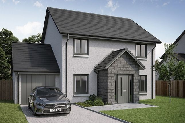 4 bedroom detached house for sale in Peregrine Drive, Inverurie